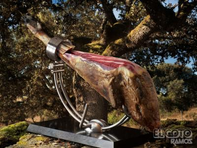 Cómo cortar jamón ibérico